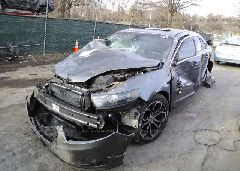 2013 FORD TAURUS - 1FAHP2KT7DG190433 Right View