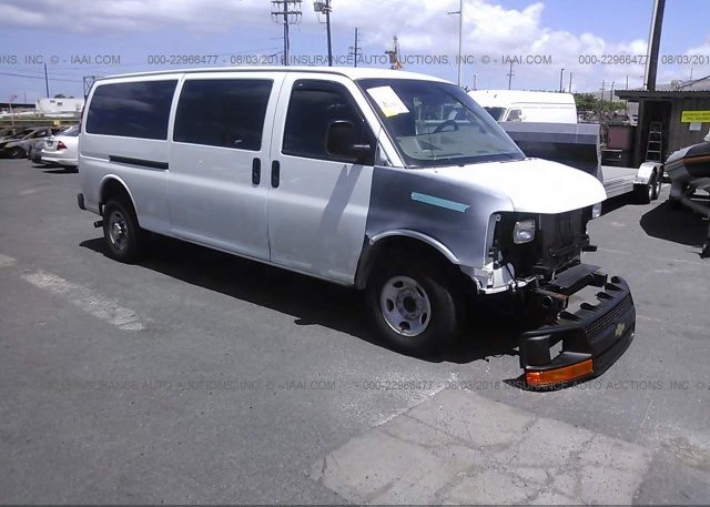 Inventory #375423067 2017 Chevrolet EXPRESS G3500