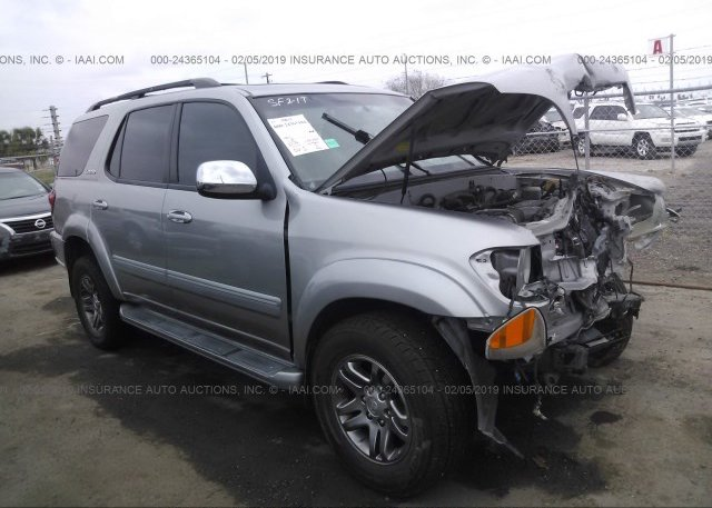 Inventory #313449399 2007 Toyota SEQUOIA
