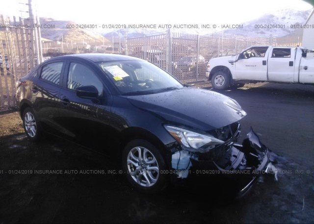 Bidding Ended On 3mydlbyv6hy155207 Salvage Toyota Yaris Ia At