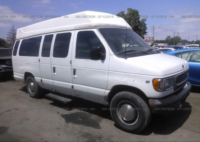 Inventory #400429763 2001 FORD ECONOLINE