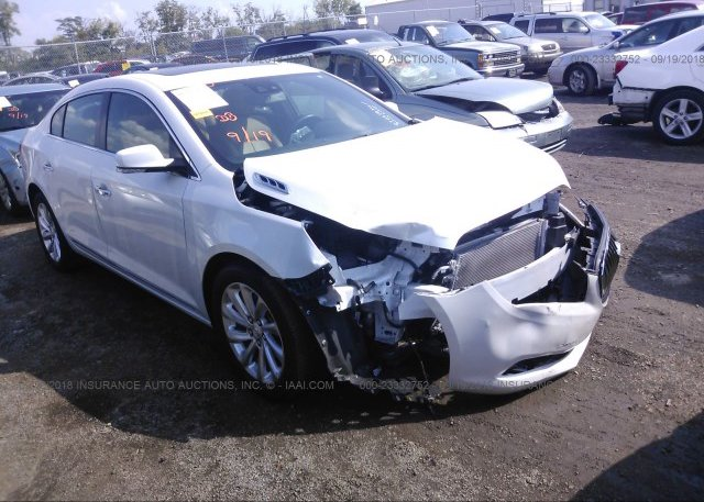 Inventory #869534036 2015 Buick LACROSSE