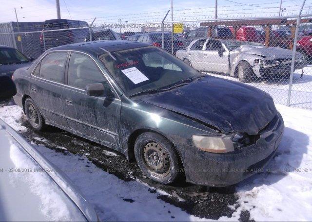 Inventory #998032944 1999 Honda ACCORD