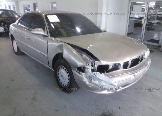 Inventory #374860107 2002 Buick CENTURY