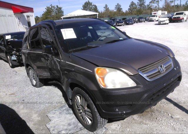Inventory #356870361 2004 Honda CR-V