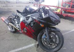 2003 Yamaha YZFR6