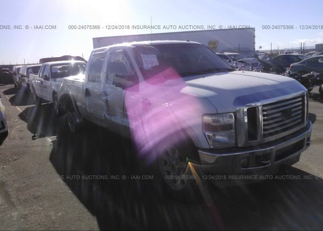 Inventory #661902355 2008 FORD F350