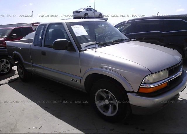 Inventory #521374687 1999 CHEVROLET S TRUCK