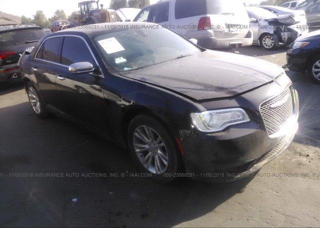 Inventory #568122958 2015 Chrysler 300