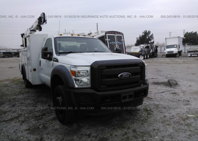 Inventory #853506113 2012 FORD F550