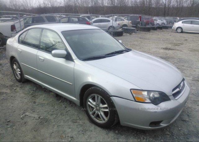 Inventory #242617699 2005 Subaru LEGACY