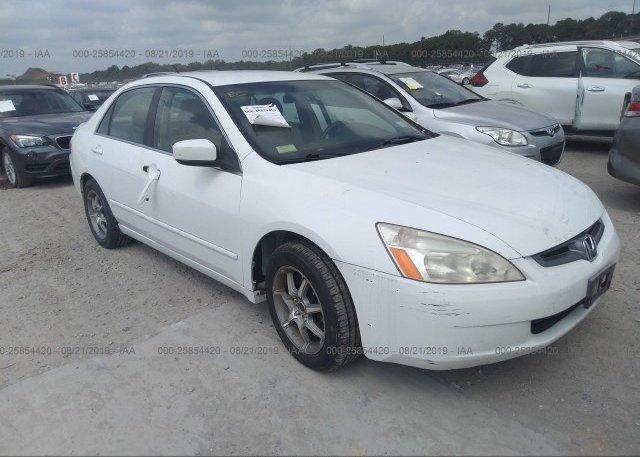 Inventory #357844309 2005 Honda ACCORD