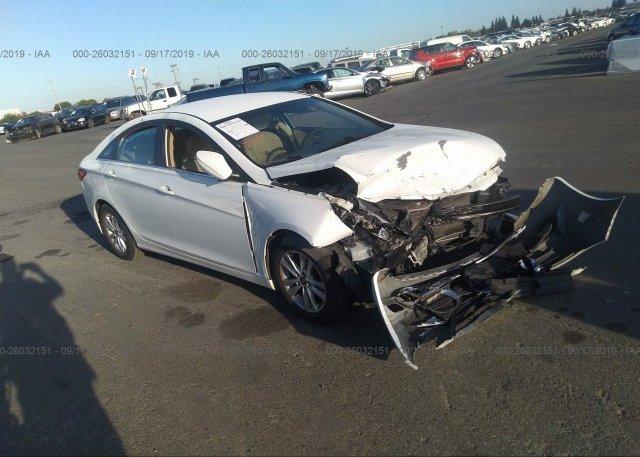 Inventory #997778087 2012 Hyundai Sonata