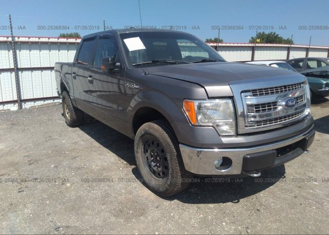 Inventory #991069175 2013 FORD F150