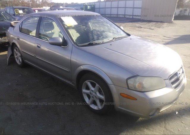 Inventory #460468374 2003 Nissan MAXIMA