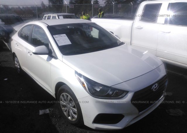 Inventory #192593057 2018 Hyundai ACCENT