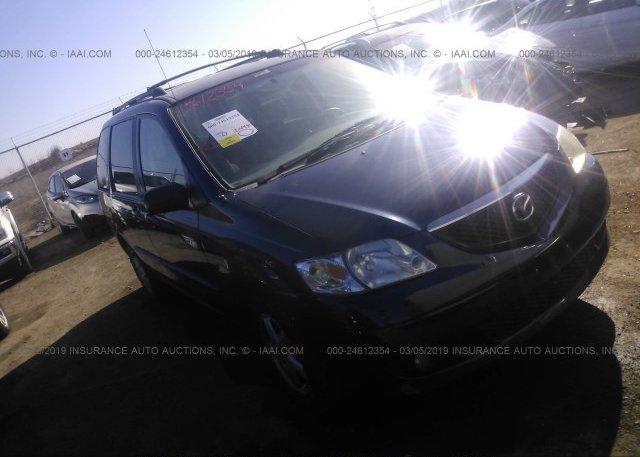 Inventory #449124431 2002 Mazda MPV