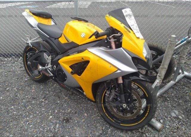 Inventory #639657836 2007 Suzuki GSX-R1000