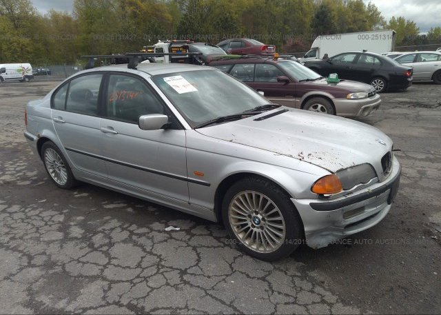 Inventory #720613809 2001 BMW 325