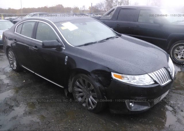 Inventory #182044478 2012 Lincoln MKS