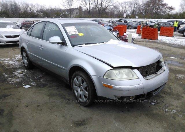Inventory #382399420 2005 Volkswagen PASSAT