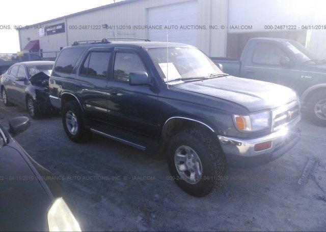 Inventory #896849281 1998 Toyota 4RUNNER