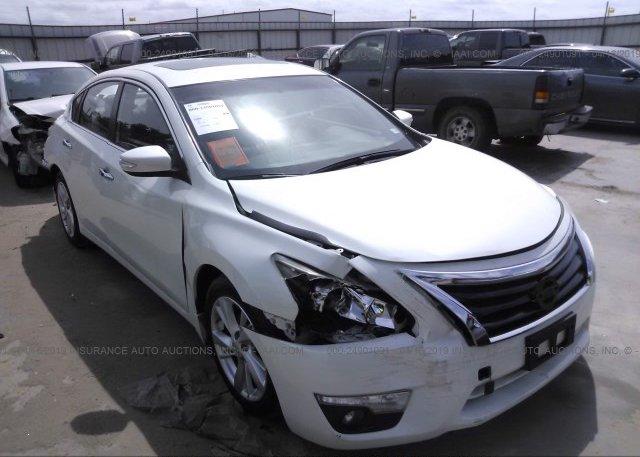 Inventory #276883956 2013 Nissan ALTIMA