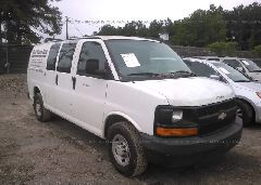 2008 Chevrolet EXPRESS G2500