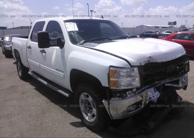 Inventory #323066206 2012 Chevrolet SILVERADO