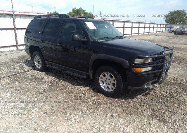 Inventory #878723556 2005 Chevrolet TAHOE
