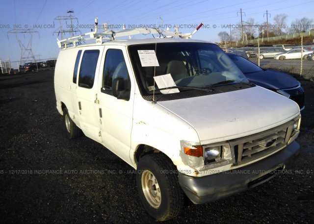 Inventory #110111278 2003 FORD ECONOLINE