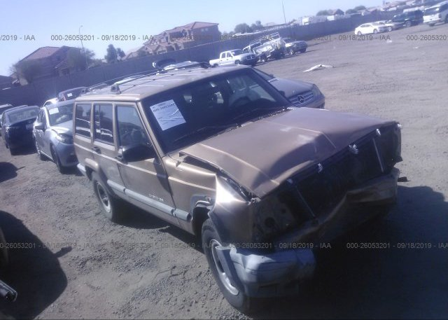 Inventory #232105622 1999 JEEP CHEROKEE