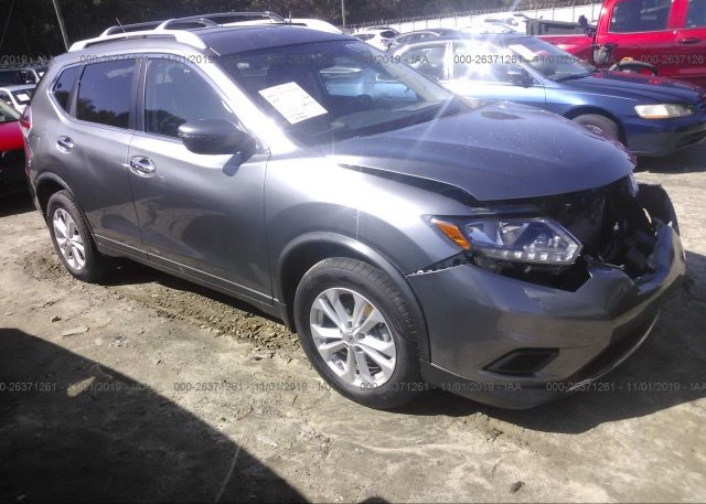 Inventory #889944956 2016 Nissan ROGUE