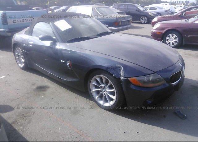Inventory #567217574 2003 BMW Z4