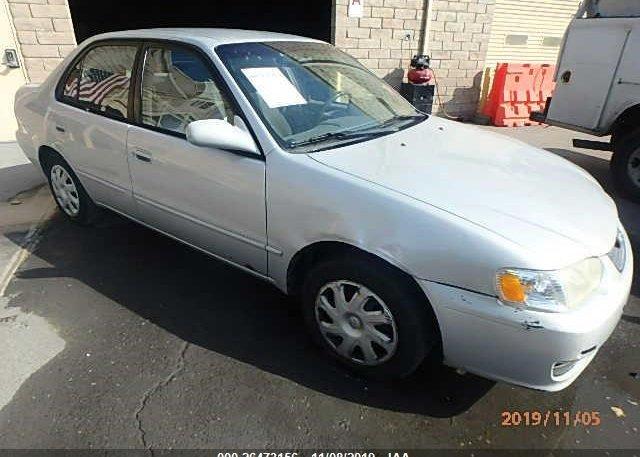 Inventory #993233381 2002 Toyota COROLLA