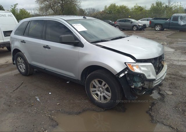 Inventory #339363717 2010 FORD EDGE