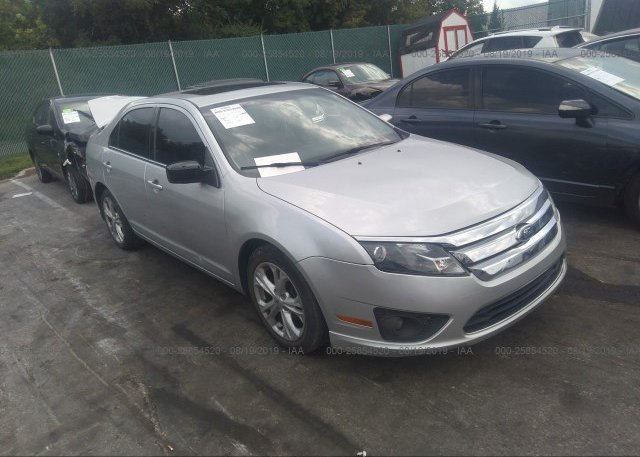 Inventory #793458246 2012 FORD FUSION