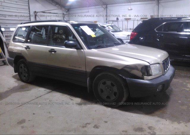 Inventory #111933417 2001 Subaru FORESTER