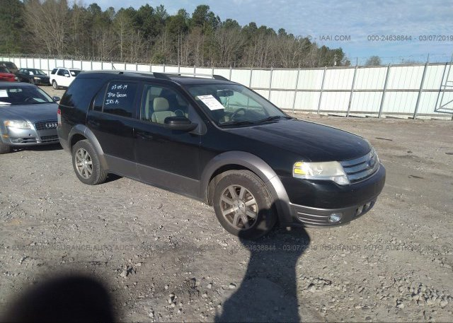 Inventory #619456765 2008 FORD TAURUS X