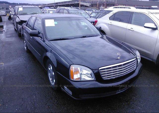 Inventory #382717613 2000 Cadillac DEVILLE