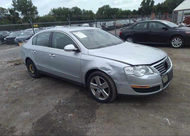 Inventory #688544122 2008 Volkswagen PASSAT