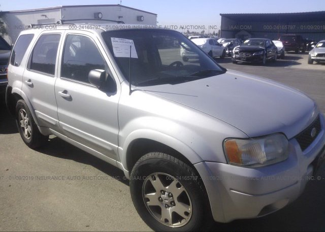 Inventory #862121299 2004 FORD ESCAPE