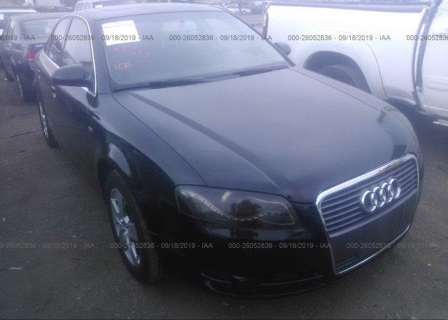 Inventory #896153824 2006 AUDI A4