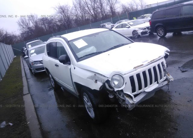 Inventory #341150079 2008 JEEP COMPASS