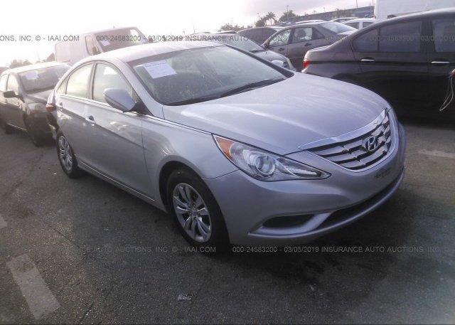 Inventory #543511897 2013 Hyundai SONATA