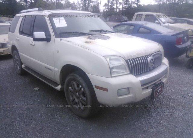 Inventory #139911420 2007 Mercury MOUNTAINEER
