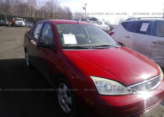 Inventory #514594950 2007 FORD FOCUS