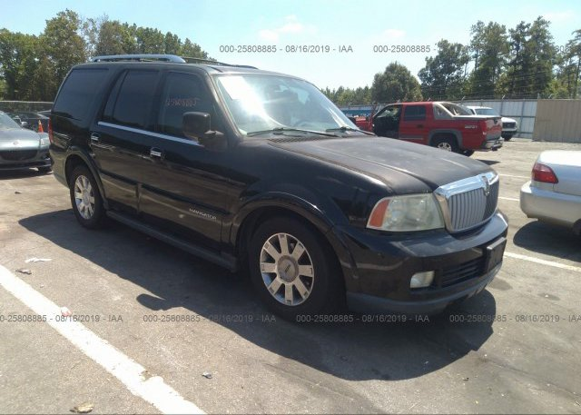 Inventory #427348519 2005 Lincoln NAVIGATOR