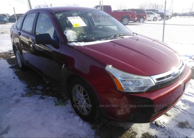 Inventory #191540599 2009 FORD FOCUS