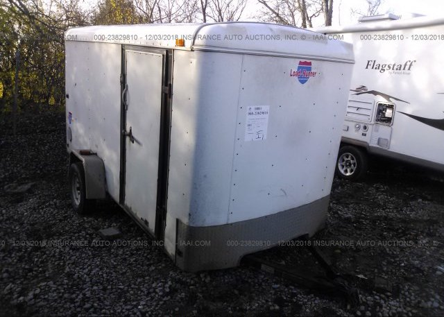 Inventory #405416847 2008 INTERSTATE WEST CORP UTILITY